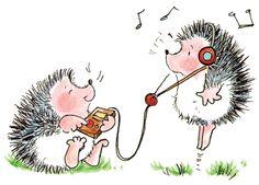 porcupine friends - iPod - music