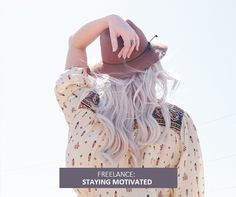 freelance: staying motivated / holly marie designs