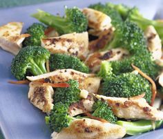Jillian Michaels's healthy dinner idea: Grilled chicken and vegetables with lemon and garlic
