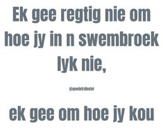 Afrikaans, South Africa