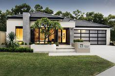 52 Ideas For Home Modern Exterior Decor Facade Design, Door Design, Exterior Design, Modern Bungalow House, Modern House Plans, D House, Facade House, House Front Design, Modern House Design