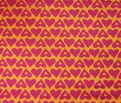 Baumwolle Popeline Hearts