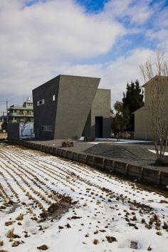 Ginan / Keitaro Muto Architects