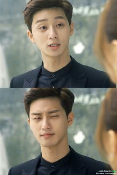 Park Seo Joon - I love how expressive his face is...adorable.. an introvert thing maybe..