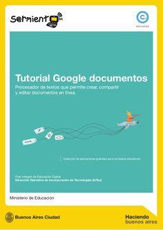 Tutorial googledocs documentos