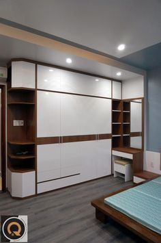 ( Room no 1 )wardrobe Wardrobe Laminate Design, Wall Wardrobe Design, Wardrobe Interior Design, Wardrobe Door Designs, Luxury Bedroom Design, Bedroom Closet Design, Bedroom Wardrobe, Home Room Design, Living Room Tv Unit Designs