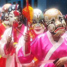 Macau is Asia's festival city! Photo @elle_travelmanagers 'Parade of Feast of the God Tam Kong' in Macau.  #hot_shotz #mostdeserving #natgeo #beautifuldestinations #exploringtheglobe #global_secrets #instahub #travel #city #asia #china #worldheritage