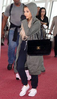 Ariana Grande Fashion Style