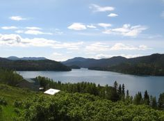 Lac Des Roche, Hwy 24 between Bridge Lake & Little Fort.