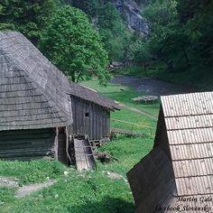 Mlyny Oblazy - Kvačianska Dolina...