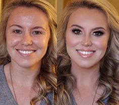 What Makeup Can Really Do � Before and After Pictures