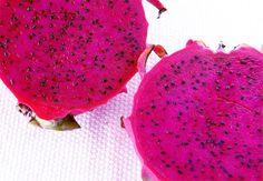 Fire Dragon Juice - A Tropical Cocktail Creation    Read more: http://blog.seasonwithspice.com/2011/06/dragon-fruit-juice-recipe-purple.html#ixzz2FsDtpWvz