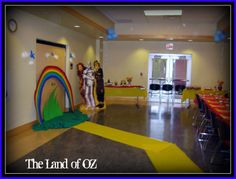 the wizard of oz decorations -