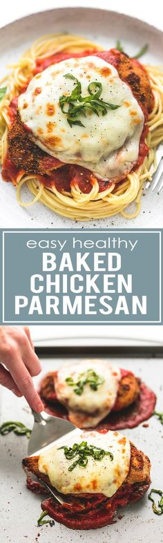 Easy Healthy Baked C