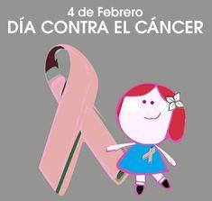 4 de Febrero – Día Mundial contra el Cáncer http://www.yoespiritual.com/efemerides/4-de-febrero-dia-mundial-contra-el-cancer.html