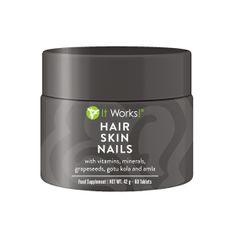 Hair Skin Nails | It Works