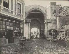 Edirnekapı 1800-ler
