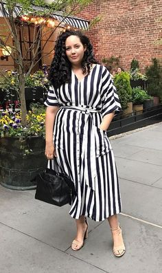 Plus Size Summer Dress - Plus Size Fashion for Women #plussize