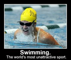 Agreed. Especially after taking off you cap and goggles!