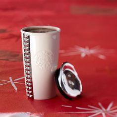 Double Wall Traveler - Studded, 10 fl oz | Starbucks® Store