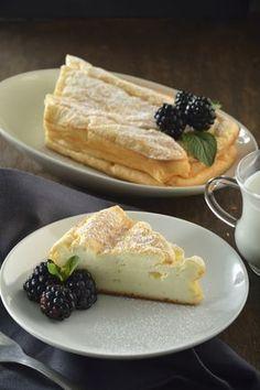 '.Pastel de Clara de huevo y queso