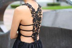second hand dress