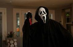 Scream 4 #GhostFace
