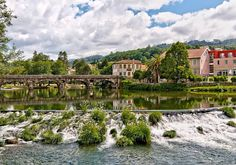 Valeta - Arcos de Valdevez  Oh I miss swimming here so much