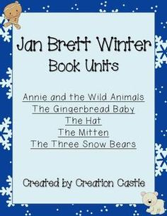 "... Baby"", ""The Hat"", ""The Mitten"", and ""The Three Snow Bears"
