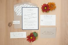 Jen Simpson Design Custom Stationery