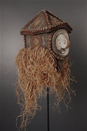 Yaka mask Kholuka - African Art