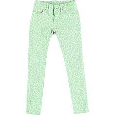 Jeans Kersje Neon | Vingino | Daan en Lotje http://daanenlotje.com/kids/meisjes/vingino-jeans-kersje-neon-001829