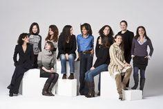 Etats Généraux de la Femme de ELLE, 2010  Natacha Quester-Séméon (GirlPower3) compte parmi les dix marraines dont Audrey Pulvar  Photo d'Emanuele Scorcelletti Photos, Tights, Pictures