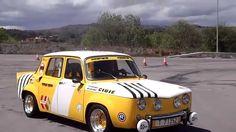 Renault 8 drift