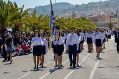 Παρέλαση με ήλιο και όμορφες παρουσίες στην παραλιακή Αργοστολίου | e-Kefalonia