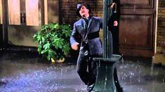 """Cantando na Chuva"", cena clássica de Gene Kelly"