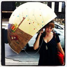 Pimp ma cabine téléphonique. Appel Parad Sao Paulo