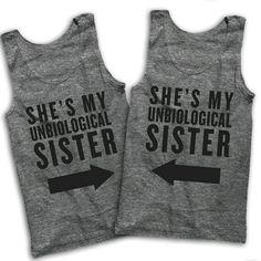 b7a7ec6dd3 Shirts for best friends Best Friend Outfits, Best Friend Shirts, Bff Shirts,  Best