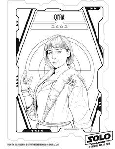 qira coloring page free star wars printable free printable coloring pages free