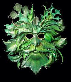 Fantasy Tree Lord Mask
