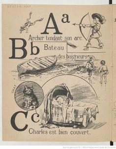 Alphabet Animé, Bernardin-Béchet & fils