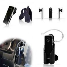 Araç İçi Universal Bluetooth Kulaklık Tutucu