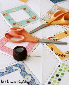Great site for big stitch quilting