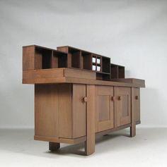 AreaNeo   Silvio Coppola sideboard 602 for Bernini 1964 - Design of the Times