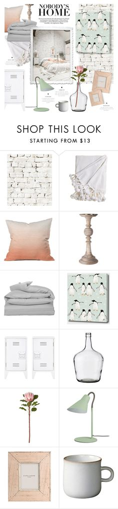 """minimalist bedroom"" by jesuisunlapin ❤ liked on Polyvore featuring interior, interiors, interior design, home, home decor, interior decorating, Milton & King, Dot & Bo, Lene Bjerre and GANT"