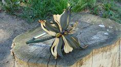 Создаем ободок из кожи «Лесная фея» - Ярмарка Мастеров - ручная работа, handmade