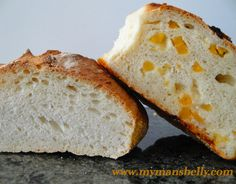 Inspiring No Knead Bread