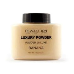 This right here is a life saver for oily skin, and a beauty product that I swear by. It keeps my concealer in place without looking cakey or settling into my fine lines. I use it on the centre of forehead, bridge of nose and under my eyes. Check out this video on how to use it. But the Makeup Revolution Luxury Banana Powder from Superdrug, £5. #Makeuprevolution #haircarecentre,