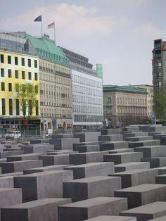 Monumento al Holocausto Berlin 4