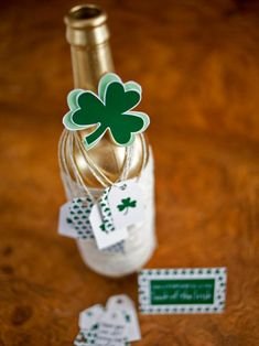 35 Best St. Patrick's Day Craft Ideas   Easy St. Patrick's Day DIY Projects   HGTV St Patricks Day Pictures, Happy St Patricks Day, Irish Beer, Calendar Pictures, Chocolate Stout, Green Beer, Rainbow Decorations, Paper Cake, Irish Blessing